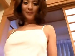 stockings blowjob fingering asian hairypussy japanese jap