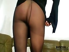 pantyhose nylons masturbation fetish