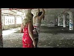 BDSM Femdom Public Nudity