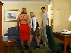 Big Boobs British Threesomes