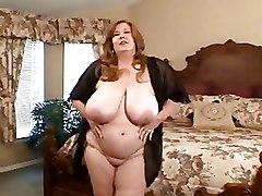 Brunettes Mature Mega Big Tits