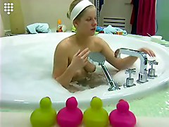 Blondes Showers Teens