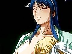 Cartoons Lesbian Hentai animation lesbians