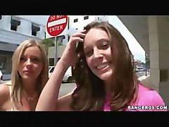 Great Asses Bree Olson And Gracie Glam In Yo Face