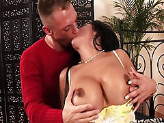 Big Tits Lingerie Big Tits Black-haired Caucasian Couple Cum Shot Kissing Lingerie Vaginal Sex Cory Everson