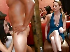 CFNM CFNM Party Club Party Slurping Stripper Cock Sucking Tease