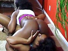 Black and Ebony Lesbians