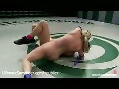 ultimate surrender combat fight wrestling fetish