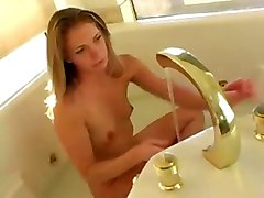 smalltits bath cute