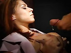 Club Party blowjob facial fuck oral stripper