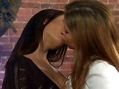 Brunettes Group Sex Lesbians