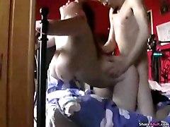 Big Tits Amateur Redhead Amateur Big Tits Caucasian Couple Redhead Vaginal Sex