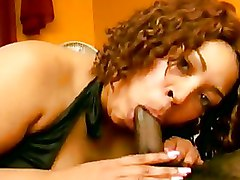 BBW Doggy Style Ebony Riding