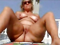 Hardcore Mature Public nudity