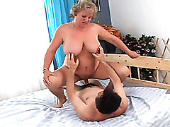 Big Tits Granny Hardcore