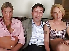 Anal Threesome blonde ffm