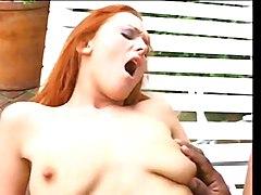 Anal Interracial Redhead Anal Sex Blowjob Caucasian Couple Deepthroat High Heels Interracial Oral Sex Pool Pornstar Redhead Vaginal Sex Donna Donna Marie Jamie Woods