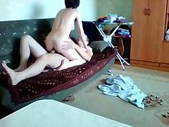 Russian Amateur Couple