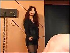 BDSM Femdom Russian