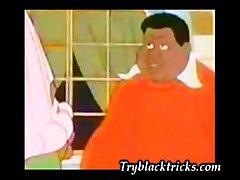 amateur black ebony teen cartoon