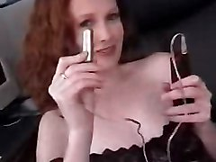 Busty Masturbation Redheads