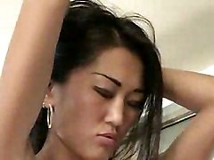 Anal Asian Group Fetish Anal Sex Asian Black-haired Blowjob Caucasian Domination Handjob High Heels Masturbation Oral Sex Threesome