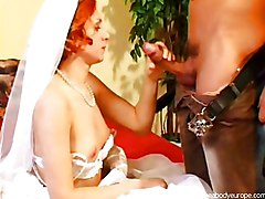 Cum For The Bride