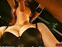 Babes Big Tits Cum Swallowing