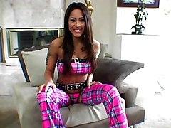 Latina Blowjob Brunette Couple Cum Shot Deepthroat High Heels Latin Masturbation Oral Sex Pornstar Vaginal Masturbation Vaginal Sex Jenaveve Jolie