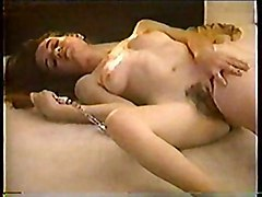 Wild & Crazy Masturbation Brunette Caucasian Hairy Masturbation Solo Girl Spectacular Vaginal Masturbation