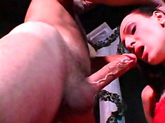 Blowjob Cumshot Black-haired Blowjob Caucasian Couple Cum Shot Deepthroat Gagging Oral Sex Pornstar Victoria Sin