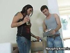 milf nikita cougar denise seduced liquid liquidv