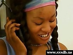 ebony black teens teenager hardcore young blowjob