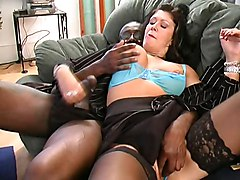 Big Boobs MILFs Stockings British