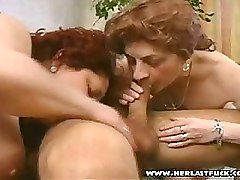 Granny Group Sex Hardcore Moms and Boys