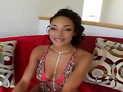 ebony anal ass