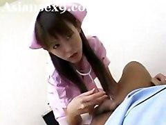 hardcore creampie blowjob handjob pussylicking asian nurse hairypussy pussyfucking