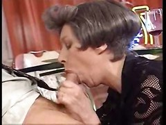 anal stockings cumshot facial hardcore blowjob mature threesome fisting granny