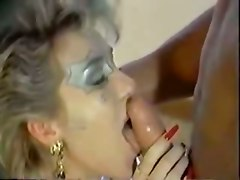 peternorth candyevans vintage retro facial swallow