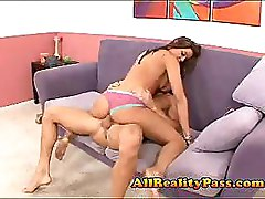 Babes Big Cock Panties Riding Tits