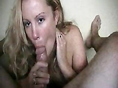 Amateur Blonde POV Amateur Blonde Blowjob Caucasian Couple Cum Shot Oral Sex POV Swallow Tattoos Vaginal Sex