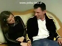 Amateur Wild & Crazy Amateur Brunette Caucasian Couple Funny Pantyhose