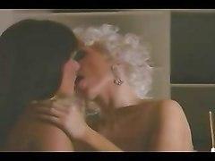 Blondes Lesbians Lingerie