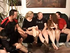 German Group Sex Swingers