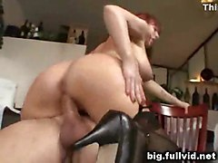 stockings hardcore milf redhead highheels bigass pussyfucking reality straight