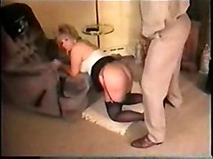 anal stockings blonde interracial amateur wife realamateur