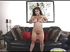Babes Big Tits Lingerie Striptease