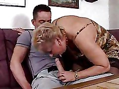 Mature Moms and Boys mature blowjob stockings