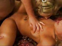 FFM Group Sex Threesome