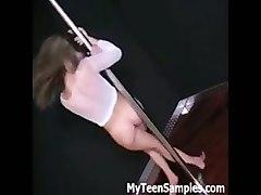 white stripper lap dance